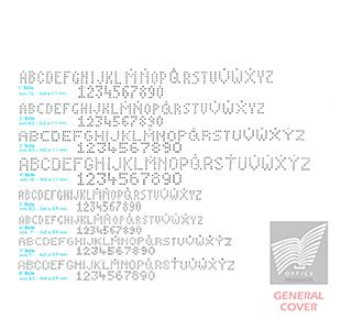 929 DTF Perforeuse pour date et texte fixe - vue 4