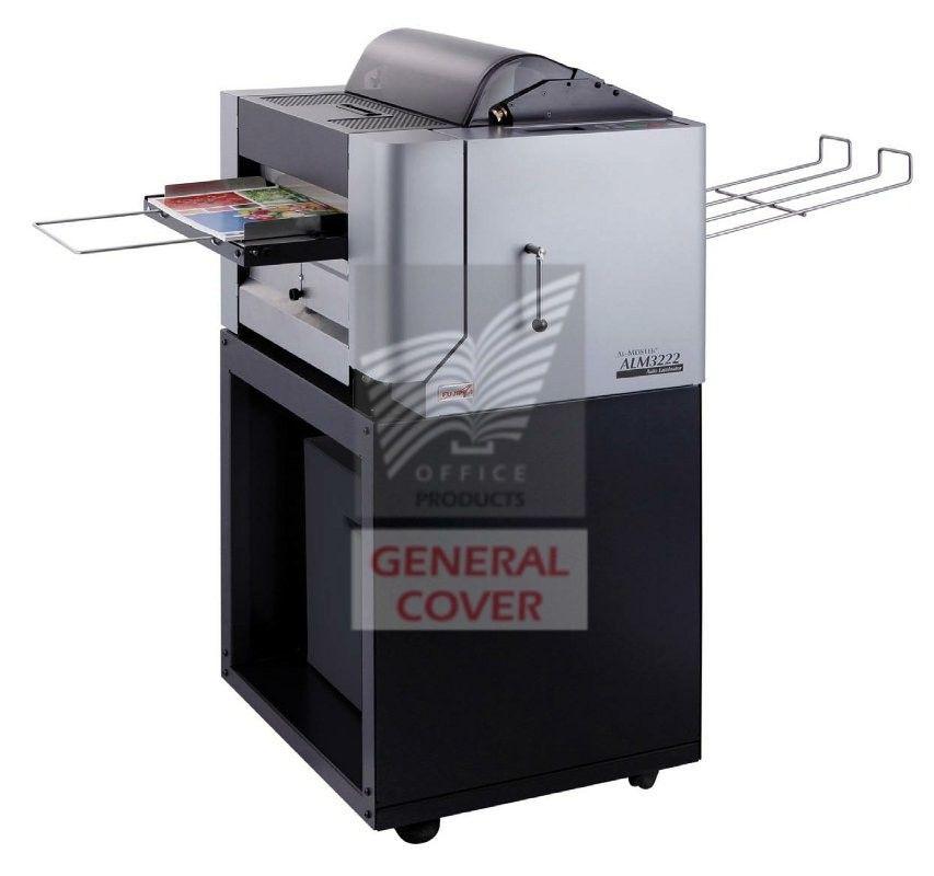 Plastifieuse automatique ALM 3222 - vue 1