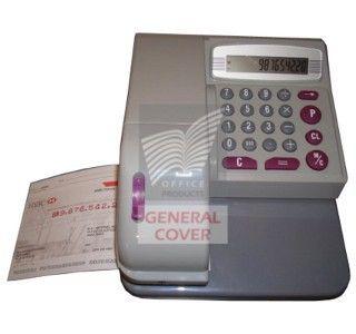 Machine protecteur de chèques BJ 2802
