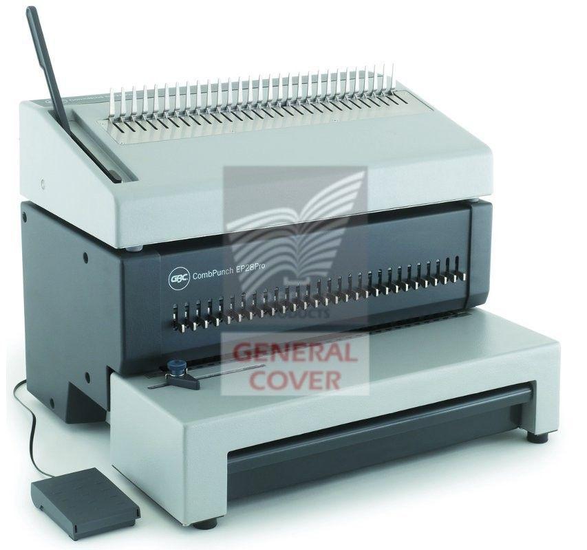 Modular GBC Comb Punch EP28 Pro et DB 28 Pro - vue 1