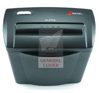 Destructeur de document Rexel Alpha Coupe droite