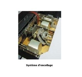 Thermorelieur Inorel Bindmaster 2 + SV 700 EVA - vue 3