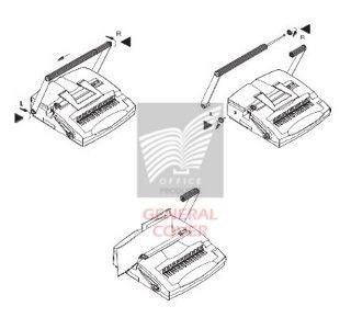 Perforelieur multifonction CB-3000  - vue 3