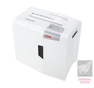 Destructeur de Document HSM shredstar S10 6,3