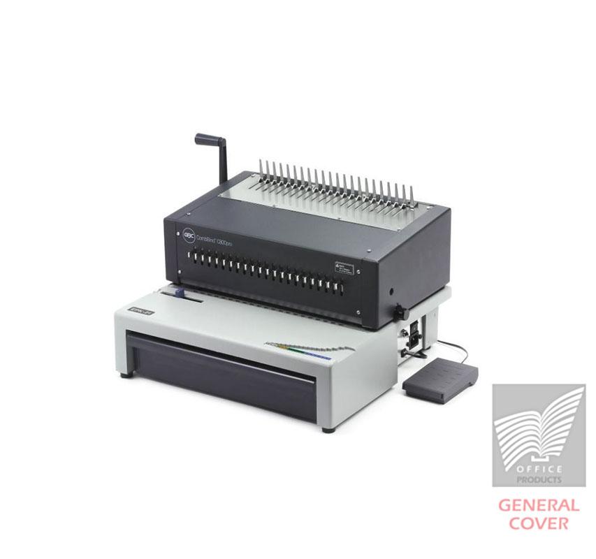 Perforelieur GBC CombBind C800Pro - vue 1
