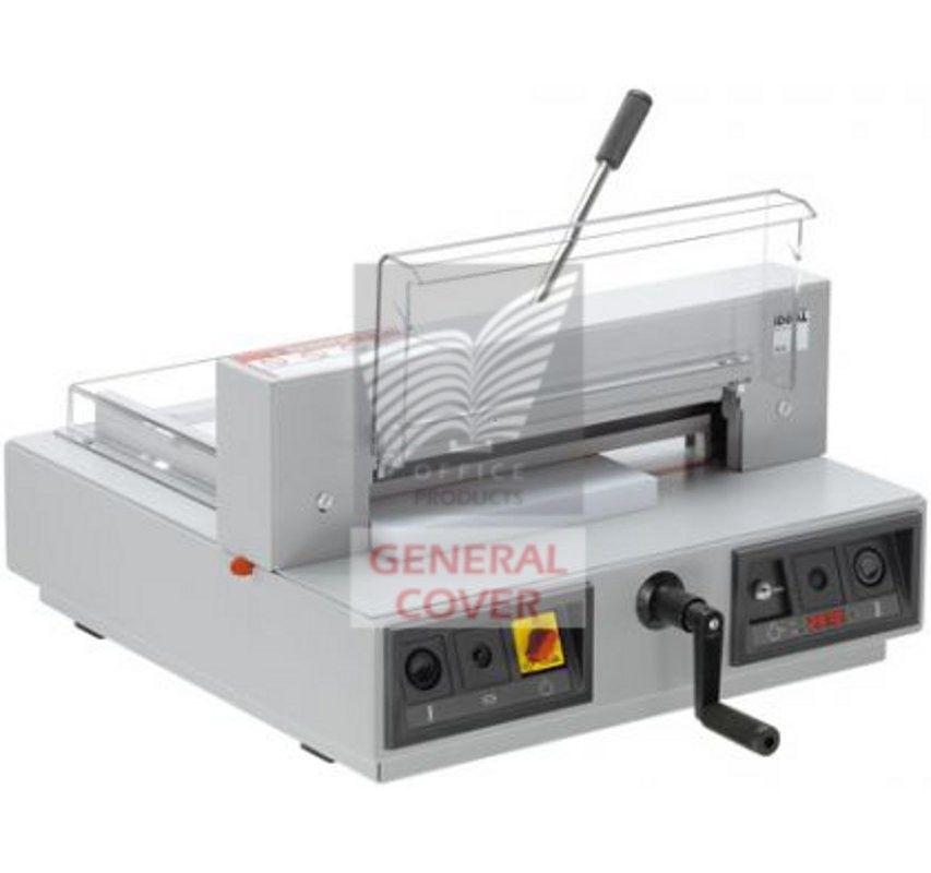 Massicot Ideal 4315 électrique de table - vue 1