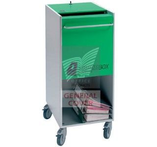 Chariot Collecteur Ideal Paperbox