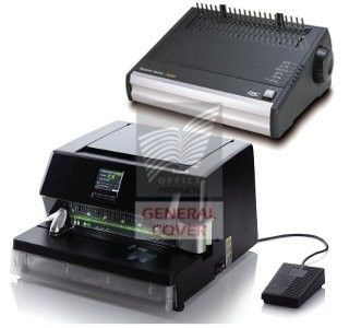 Modular GBC PB 2600 et Magnapunch 2.0 ANP