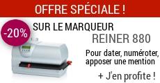 Promotion Marqueur et Imprimante